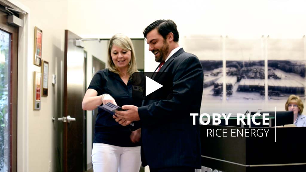 RICE ENERGY - HOME