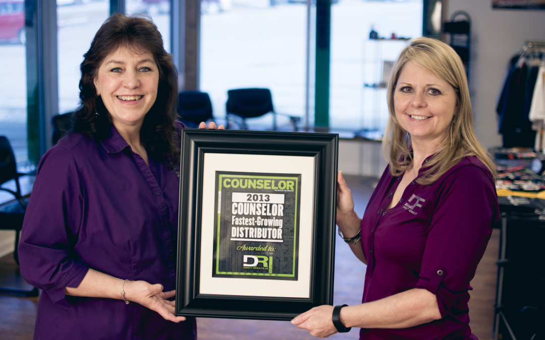 "Direct Results recognized as one of  the ""Top 10 Fastest Growing"" distributors in the nation"